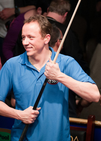 Shane Van Boening, 2011DCC One Pocket champion