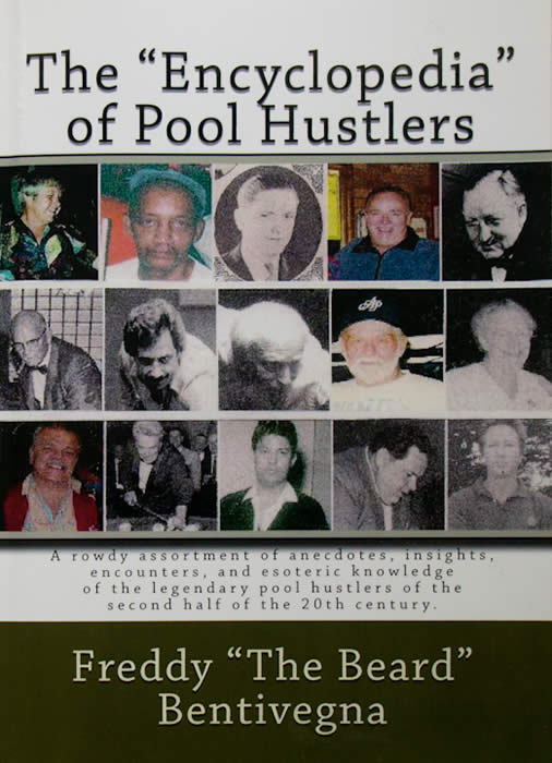 The Encyclopedia of Pool Hustlers